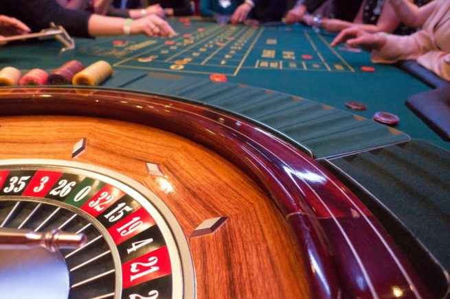 CasinoJetCharterRoulette